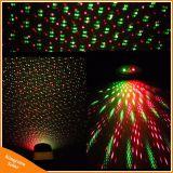 L'énergie solaire Design créatif de lumière laser Les lumières de Noël étanche extérieur lampe pour projecteur parti et de décoration de jardin