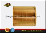 Filtro de petróleo excelente de las piezas del motor de la calidad 11427510717 para BMW