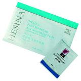 Покрашенный косметический упаковывая мешок для мешков лицевого щитка гермошлема