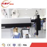 MetallContious Wave/Cw der Mittellinien-300W 4 automatisches Faser-Laser-Schweißgerät
