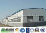 Casa de acero prefabricada del edificio del almacén de la construcción de la estructura de acero