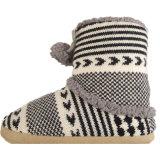 Мягкие и теплые ботинки кашемира плюша