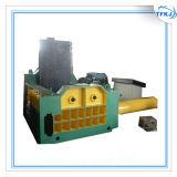 presse horizontale hydraulique de fer de déchet métallique 160t avec du CE reconnu