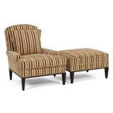 Presidenza moderna del sofà del salotto dell'hotel della tappezzeria del tessuto (SLC-02)