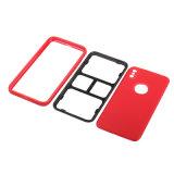 Cubierta líquida impresa TPU del silicón de la caja del teléfono de la venta al por mayor de la caja del teléfono móvil para el iPhone X