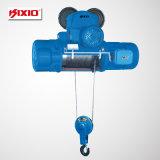 Proporcionar al alzamiento de cuerda de alambre del alzamiento 10tons para la fábrica del alzamiento de China