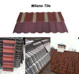 Aspect attrayant de haute qualité Milano Toit métallique recouvert de carrelage en pierre