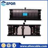 6 Kanal-Spleißstelle-Tellersegment-mechanischer Faser-Optikspleißstelle-Kasten