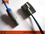 Enige Inkeping 6pin van Omni SpO2 Sensor, 10FT