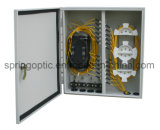 48port壁の台紙の光ファイバ端子箱