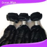 Novo pêlo Premium 100% virgem humano Remy Mongolian Fumi Curl Extensão de cabelo