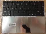 Laptop Toetsenbord voor Br van Acer 3810/3810t/4810t/3410t/4410t/4736z de Zwarte van de Lay-out