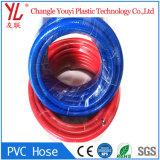 熱い販売の多彩で最もよい品質PVCファイバーの編みこみのホース