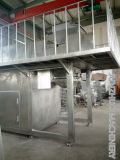 新しいGk-400大きい出力乾燥した粉の造粒機
