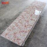 Rivestimento di superficie solido di pietra artificiale della parete del materiale da costruzione