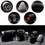 F13 고성능 전술상 휴대용 LED 재충전용 플래쉬 등