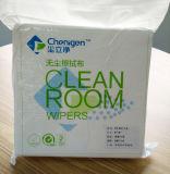 Wipes 100% da série do poliéster C1 para a sala de limpeza industrial