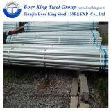BS1387熱い浸された電流を通された鋼鉄円形の管