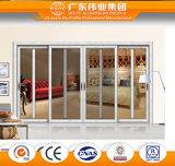 Высококачественный алюминиевый опускного стекла и двери
