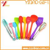 Кухни домочадца комплекта Kitchenware силикона, утвари силикона комплекта 10PC или 11PC установили (XY-SK-169)