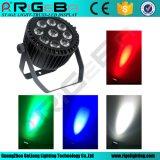 Hoogstaande en Concurrerende Prijs UV+RGBWA 6in1
