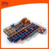 Les enfants de l'équipement éducatif 48.4x41x5m Jumping Trampoline Park