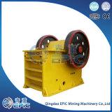 Trituradora de quijada PE250*1000 para el proceso mineral