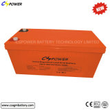 La Chine durable 12V 180Ah AGM batterie solaire rechargeable
