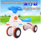 Véhicule heureux en plastique bon marché de torsion d'enfants d'oscillation de gosses