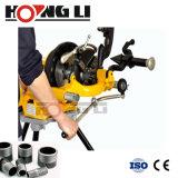 Rosca de tubo Half-Automatic Económica Mini Fabricante da Máquina (SQ50D)