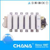 800um contator de passagem para marcha 3P 4p Industrial contator AC