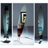 4mm 5mm 6mm de Vrije Spiegel van het Koper voor Meubilair, Bad, het Kleden zich