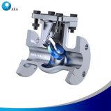 Válvula de verificación de oscilación del acero de molde del surtidor de China con la lista de precios