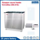 Strumentazione elettrica della stanza di sauna del riscaldatore di sauna di grande potere fisso