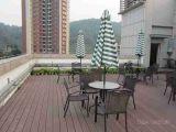 Pranchas ao ar livre compostas do revestimento/assoalho de madeira do Decking dos polímeros WPC