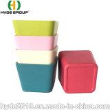 Сделано в Китае высшего качества пищевой категории здоровых синий Composable бамбуковые волокна чашу для супа
