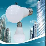 Aluminio + plástico E27 12W Bombilla LED