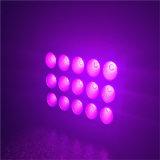 luz de inundación de 600W RGB LED con el sistema de DMX Dali
