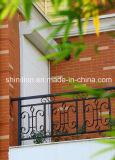 Алюминиевое селитебное окно штарки ролика