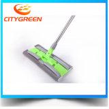 Facile utile pôle télescopique chiffon en microfibre Serviette de balai plat Cuisine Salle de séjour