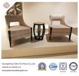 Сжатая мебель трактира гостиницы с стулом трактира ткани (YB-C-02)