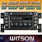 Voiture de l'écran tactile de Windows Witson DVD pour Suzuki Vitara Grand 2005 2012