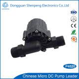 Pompe sifflante de mini 12V 24V Pression-Roulement de BLDC avec la tête 8m
