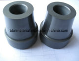 Negro Industrial de nitruro de silicio del tubo de cerámica