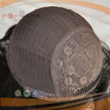 Peruca superior do cabelo humano do escalpe (PPG-l-0865)