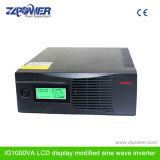 Inverseur à la maison 500~2000va de série d'Ig de convertisseurs de système de chargeur d'inverseur