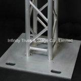Quadratischer Aluminiumbinder-Aluminiumgrundplatte 600X600mm