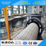 100000m3-300000m3 Produktionszweig des Sand-AAC|AAC Block u. Panels|AAC konkrete Ausschnitt-Maschine