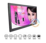 Volles HD 1080P 17 Zoll LCD-Bildschirmanzeige-Panel mit Gleichstrom 12V (MW-172MB)