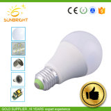 좋은 원료 예비 품목을%s 가진 플라스틱 주거 높은 광도 E27 18W LED 전구